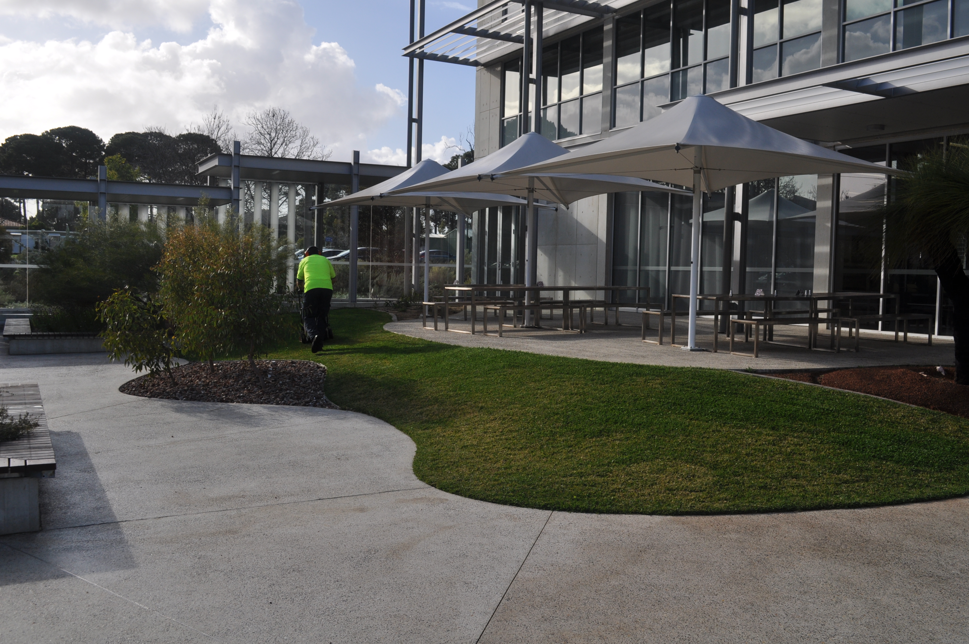 Reliable, cost efficient landscaping services for your business